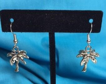 Palm Tree Earrings!