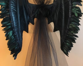 Gothic wings