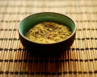 Organic Cinnamon Ginger Chamomile Tea Blended w/Hemp Seed