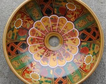 TheOne-hand made ceramic vessel sink, Kimono