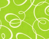 Kiwi Scribble 100% Cotton...