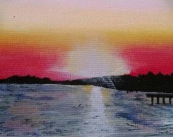 ORIGINAL BAY INSPIRED Acrylic