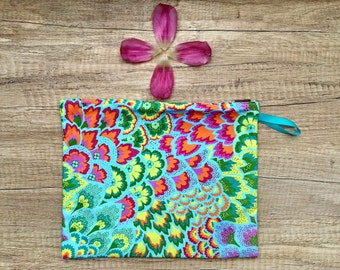 Large zipper pouch (pencilcase, organizer, make-up bag)