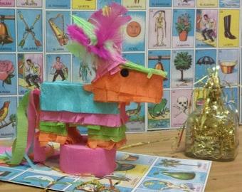 Mini Donkey Pinata