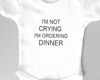 Funny baby onesie | Etsy