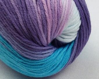 Cotton Yarn Natural Yarn Summer Knitting Crochet Yarn Baby Yarn Alize Batik Yarn Hypoallergenic Yarn