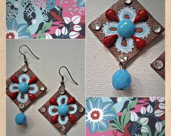 Flower Power! Earrings / Orecchini