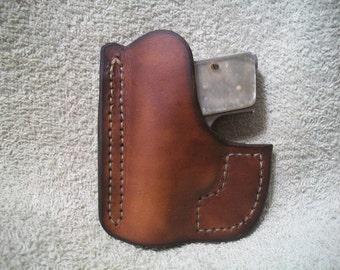 brown / pocket/ Browning baby, Bauer 25