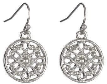 KAI Petite Earrings - Silver