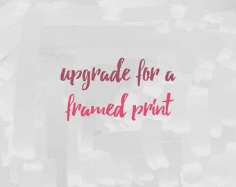 Print & Frame My Digital Print