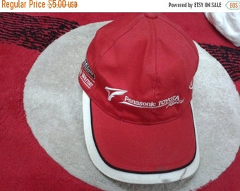 on sale cap toyota panasonic racing toyota motor corporation formula 1