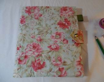 Shabby Chic Happy Planner Fabric Cover