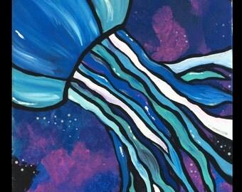 Intergalactic Jellyfish