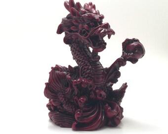 Heavy Red Dragon or  Green Piyao