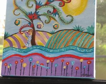 whimsical tree 2