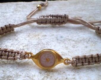 Macrame Bracelet - Handmade Bracelet Friendship Bracelet