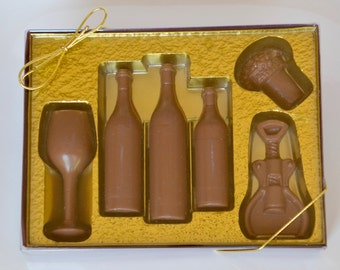 Chocolate Wine, Chocolate Wine Glass, Chocolate Gift, Chocolate Wine Bottle, Chocolate, Chocolate Wine, Chocolate, Chocolate Gift