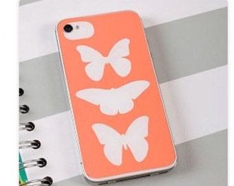Butterfly Cellphone Decals