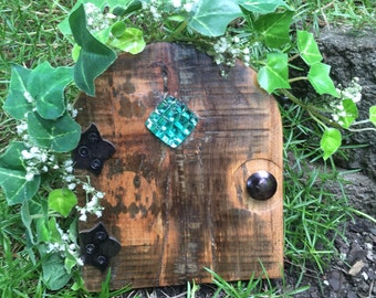 Fairy Door, Gnome Door, Fairy Garden Door, Whimsical Fairy Door, Hobbit Door, Enchanted Fairy Door