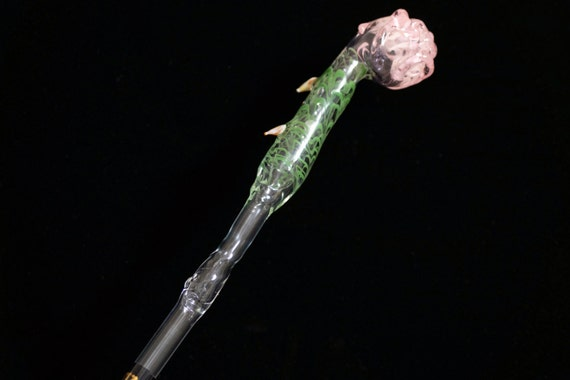 Pink Rose - BDSM Gift Toy Adult  Dominant Kink Kinky Attachment Accessory