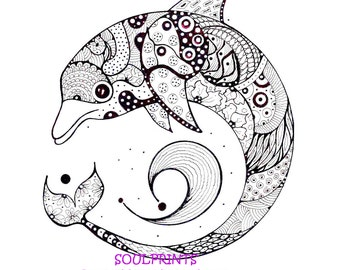 Coloring book pages   Etsy