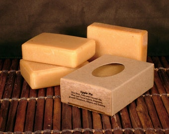 Apple Pie Handcrafted Soap
