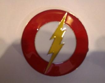 DC Comics Flash Belt Buckle