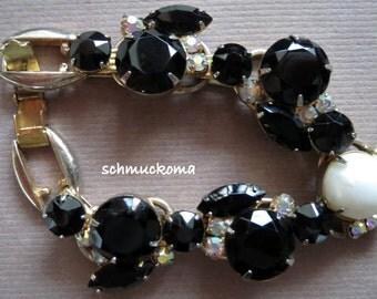 "VINTAGE bracelet-""Black Lady"""