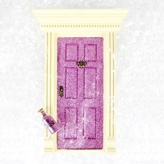 Little fairy door sparkle for The little fairy door