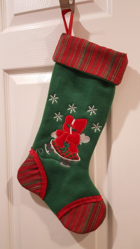 Image Gallery Handmade Christmas Stockings Large