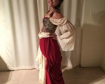 Renaissance costume (entire ensemble)