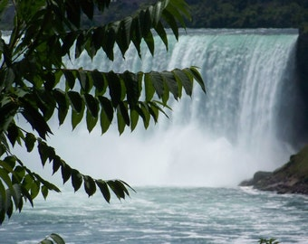 Beautiful View of the Horseshoe falls