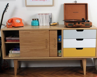 Scandinavian sideboard OSS-SMALL