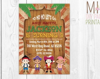 Pirate Birthday Party Invitation 4,Pirate Party Invitation,Pirate Birthday Invitation,Pirate Party Invite,Pirate Invitation,Pirates
