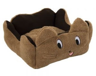 Kennel dog cat rabbit ferret bed pillow