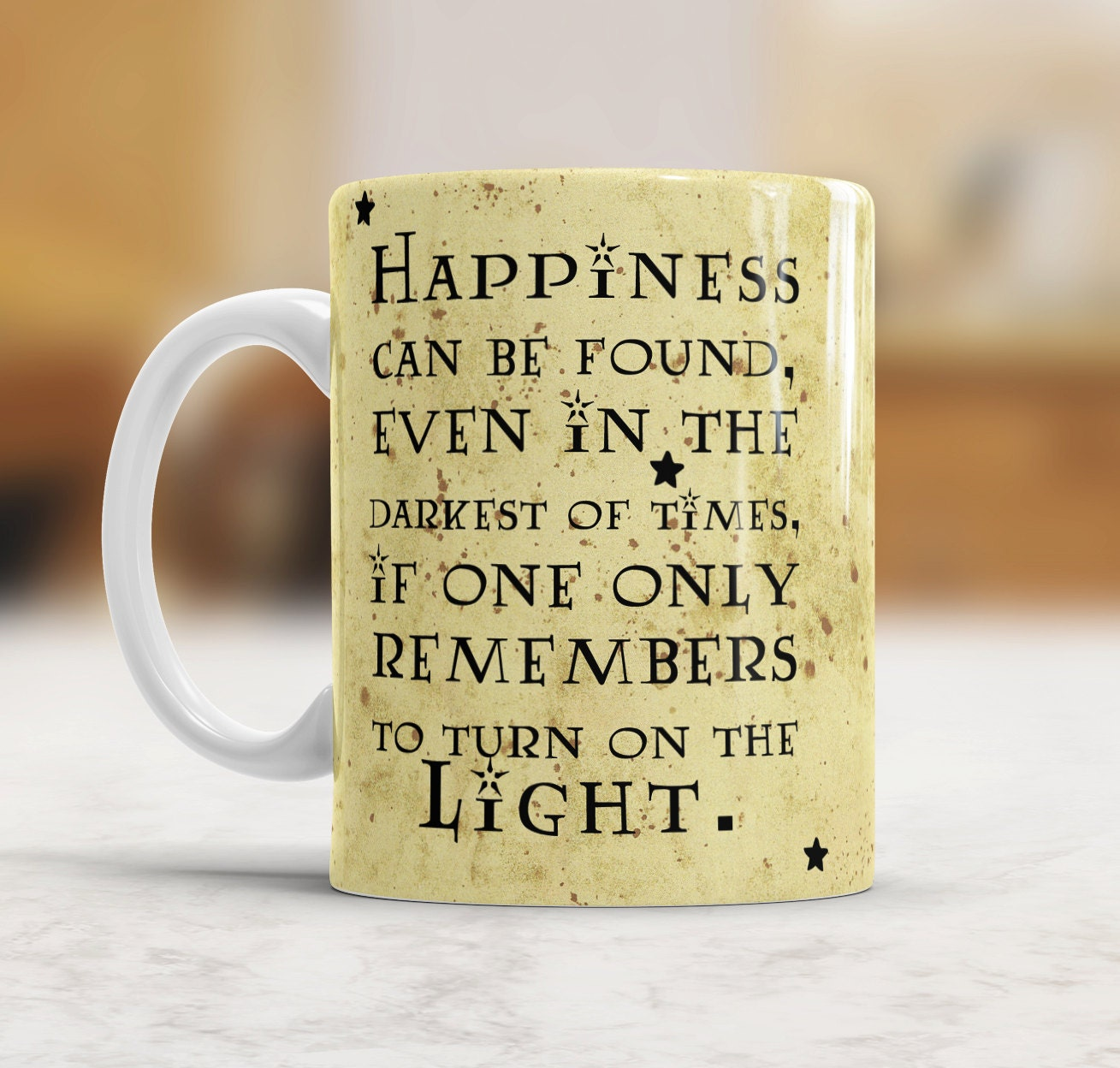 Happiness Can Be Found In The Darkest Of Times Quote: Happiness Can Be Found Even In The Darkest Of Times By