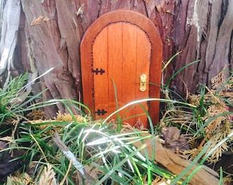 Fairy Door Kit - Fairy Garden Door - Fairy Door - Fairy Garden Kit - Fairy Door For Tree - Pixie Garden Accessories - Wooden Fairy Door