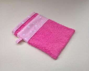washcloth sponge fuchsia
