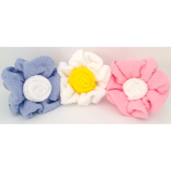 baby shower favors washcloth favors flower baby shower washcloth