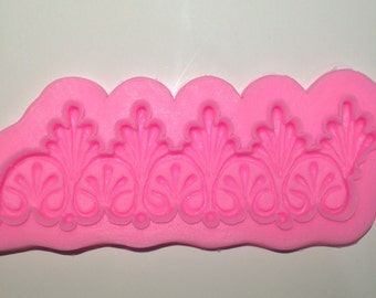 Fancy Scroll Mold 4