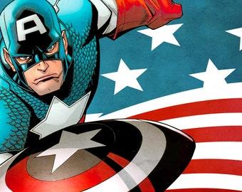 """Captain america"""""""
