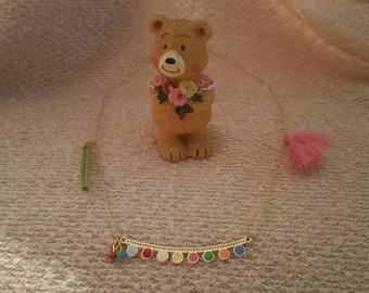 Soft Color Necklace