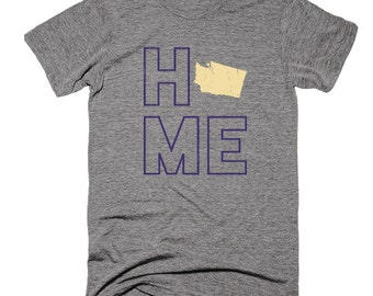 Washington State Home T-Shirt