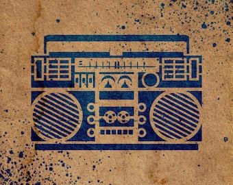 Stereo Stencil