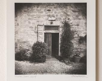 Tuscan Door, 2004