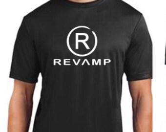 REVAMP performance Men's tshirt