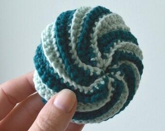 Eco Tawashi/sponge / MOP in cotton/cloth crochet / reusable