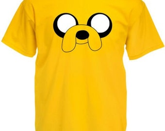 Jake The Dog Adventure Time T-Shirt
