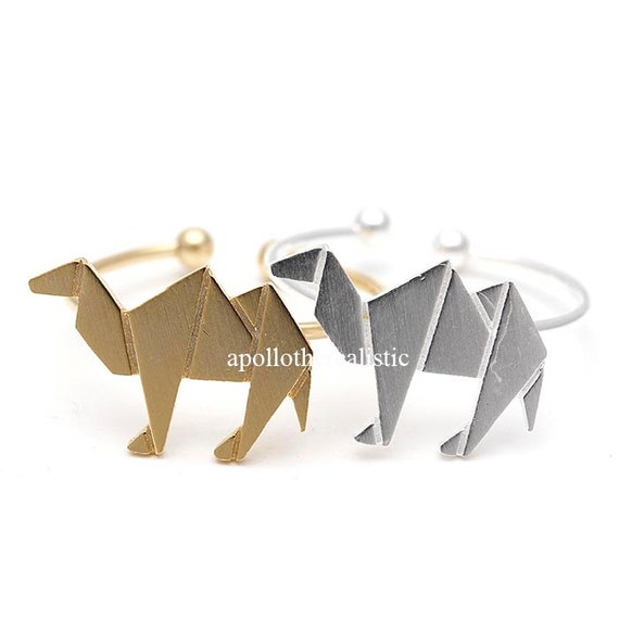 origami camel ring camel camel ring origami by