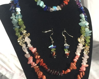 Kaleidoscope Jewelry Set